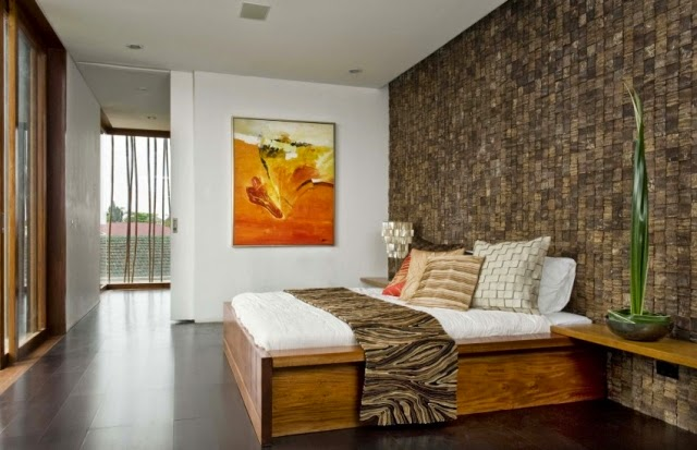 10 ideas para decorar un dormitorio moderno dormitorios for Revestir y decorar