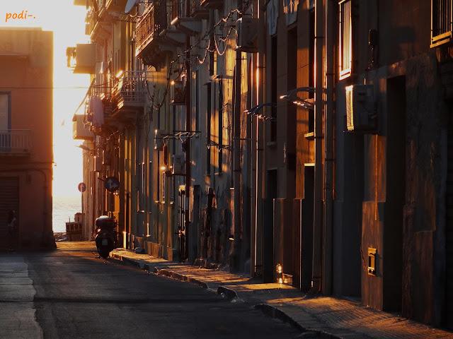 via baracche trapani sicilia