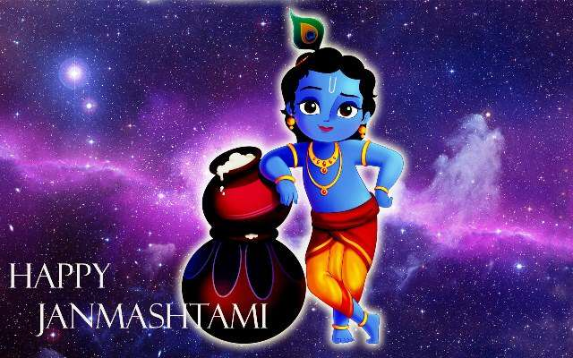 Janmashtami Wallpapers 2019