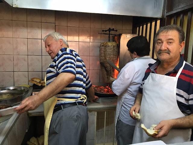 Mutlu Lokantası Ankara ustalar