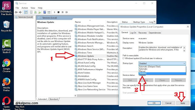 Windows 10 Auto Update kaise Disable kare