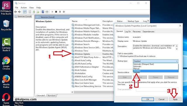 Windows 10 Auto Update kaise Disable kare