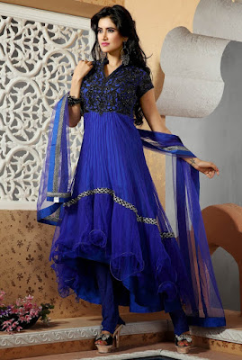 Indian Dresses Salwar Kameez Anarkani
