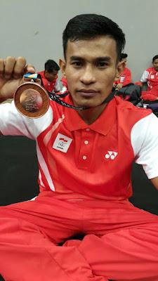 Atlet Asal Trenggalek Mampu Berprestasi Di SEA Games Malaysia