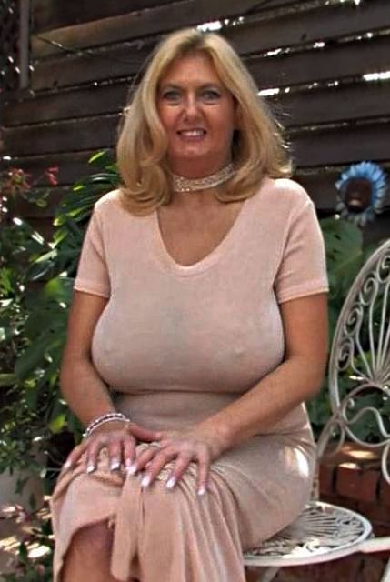 Hot older women with big tits