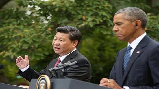 """Trung Quốc """"đánh tiếng"""" đòi Mỹ bỏ cấm vận vũ khí như với Việt Nam"""