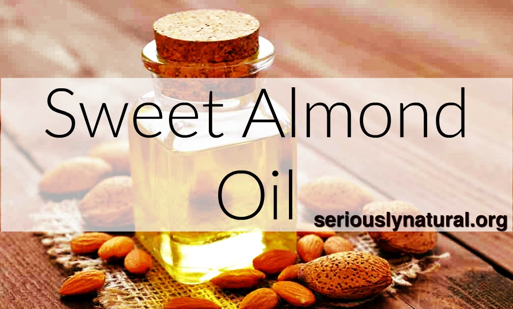 Click here to buy NOW Organic 100% Pure Sweet Almond Oil a brand to trust!
