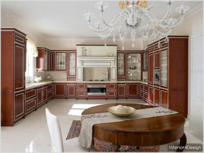 Classic Kitchen Decorations for Luxury Homes 16
