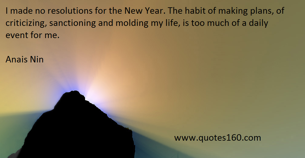 QUOTES160: Funny Quotes On New Year And New Year Resolutions