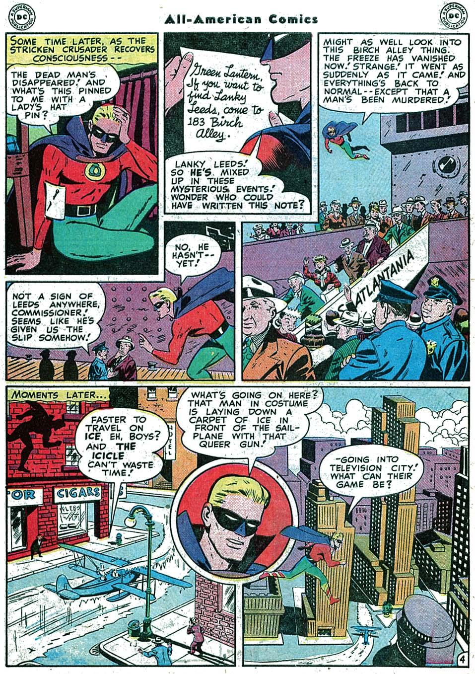 Read online All-American Comics (1939) comic -  Issue #90 - 6