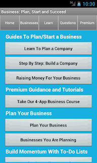 Download Business Plan & Start Startup for Android