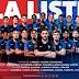 Francia presentó su lista de 23 convocados para Rusia 2018