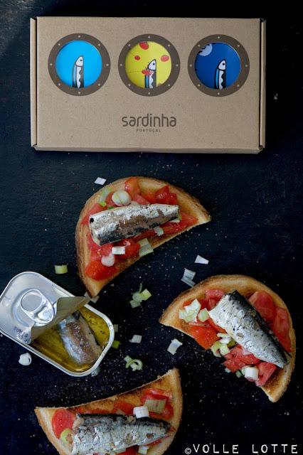 Sardinha, Sardinen, Kochen, Vorspeise, Portugal, köstlich, einfach, Fisch