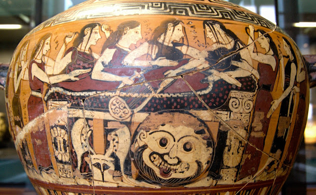 Η μαγεία και οι νεκροί στην Κλασική Ελλάδα