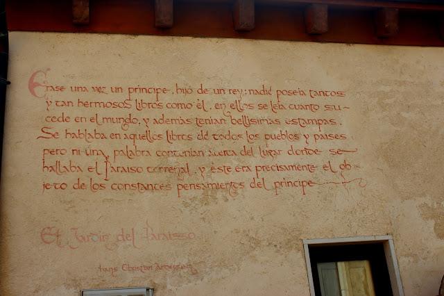 Ureña - El Jardín del Paraíso. Andersen