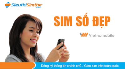 Sim ngũ quý Vietnamobile