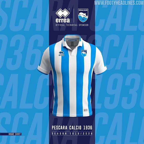 pescara-calcio-19-20-home-away-third-kit
