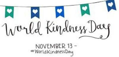 உலக கருணை தினம் (World Kindness Day) - நவம்பர் 13