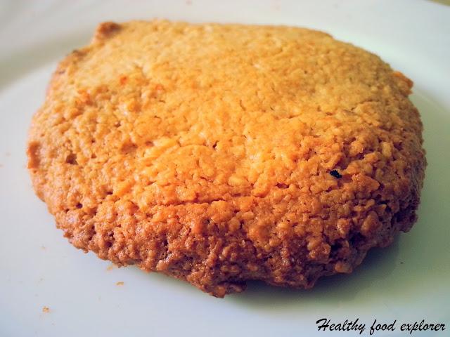Ciastka z masłem orzechowym