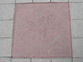 Paul Schaffer Canada's Walk Of Fame.