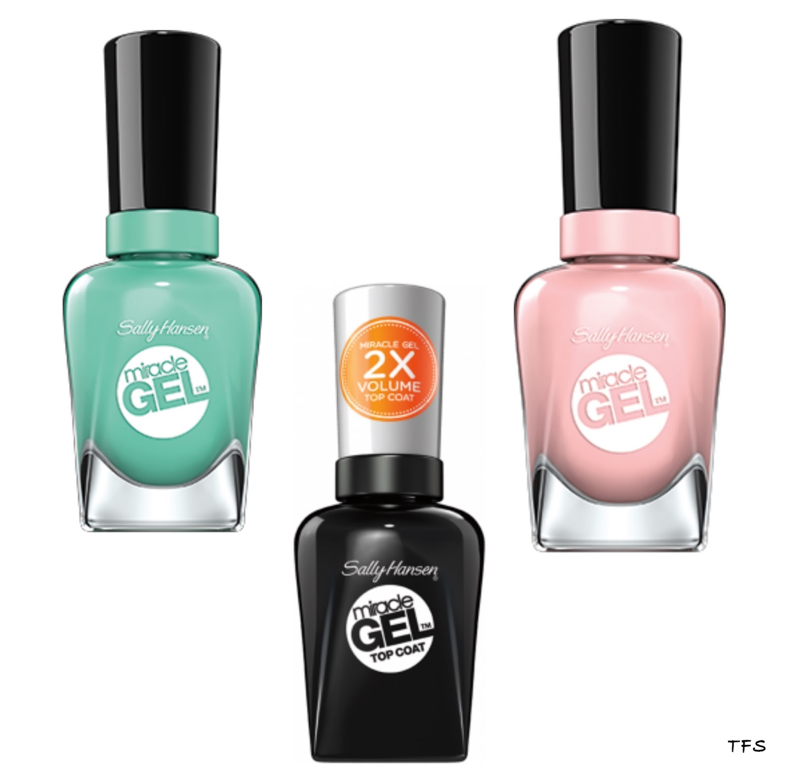 Beauty Find: Sally Hansen Miracle Gel Nail Color & Topcoat