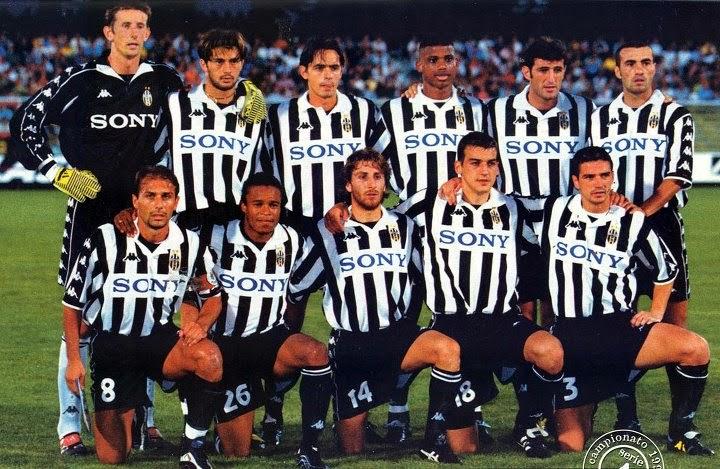 Pes Miti del Calcio - View topic - Juventus F C  1999-2001