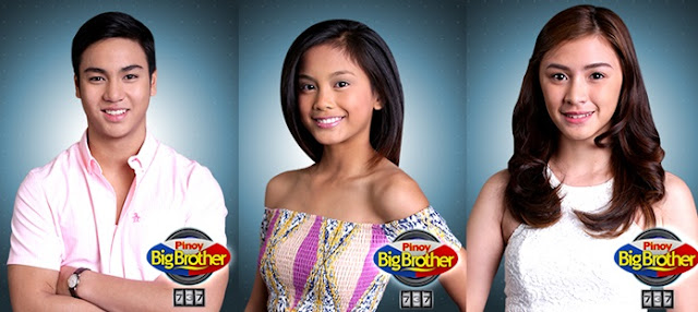 PBB 737 4th Nomination Night: Kenzo, Ylona and Kamille nominated housemates