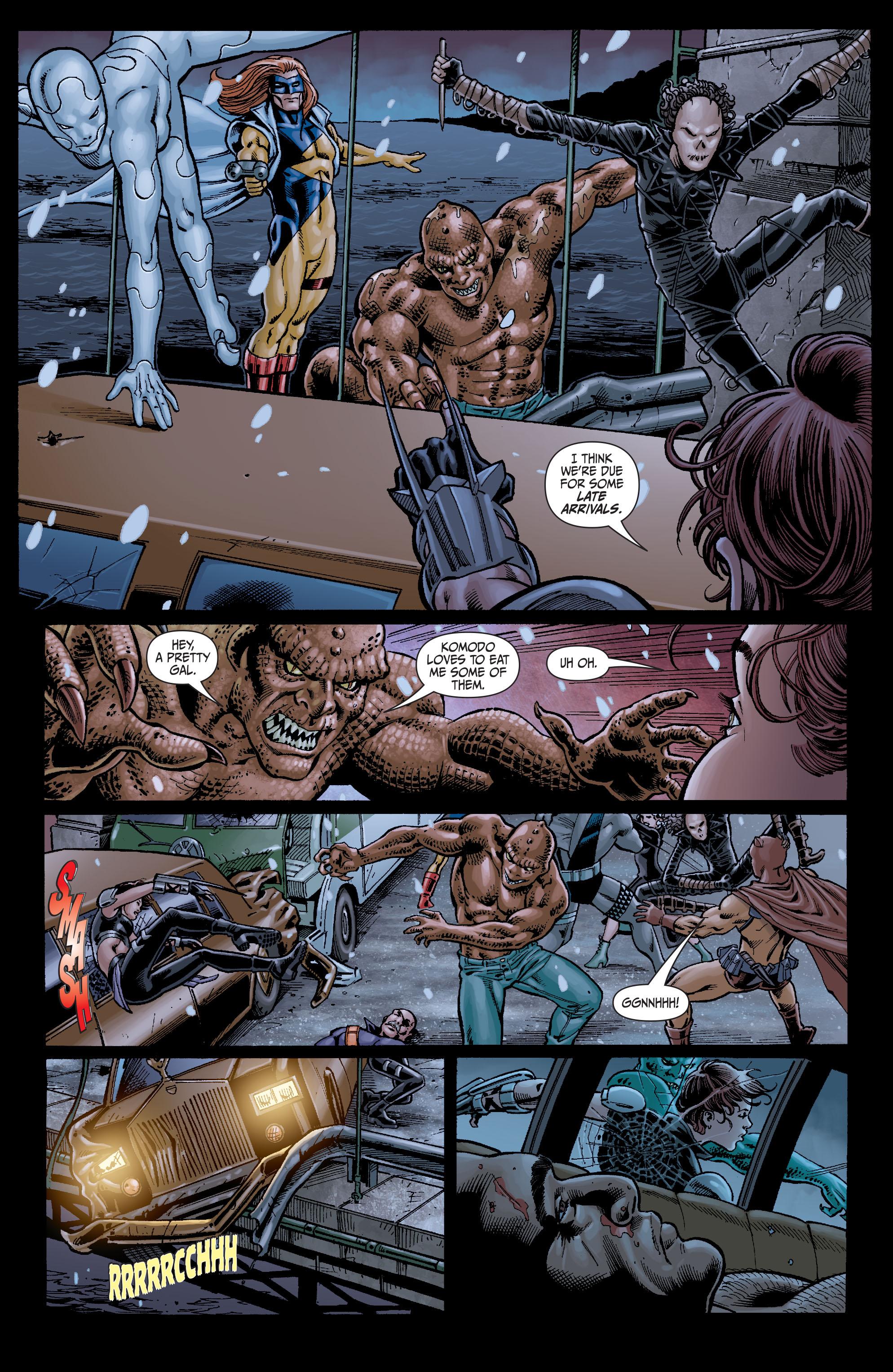 Read online Secret Six (2008) comic -  Issue #7 - 12