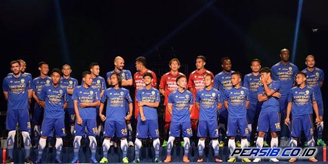 Jadwal Persib Bandung di Gojek Traveloka Liga 1 2017