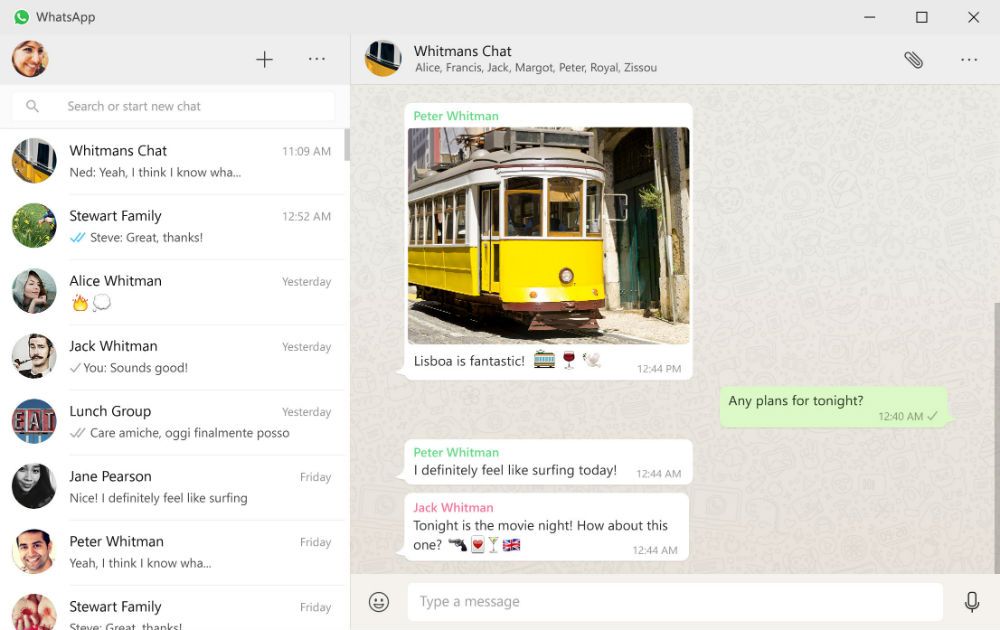 WhatsApp Releases Desktop App, Available for Windows and Mac