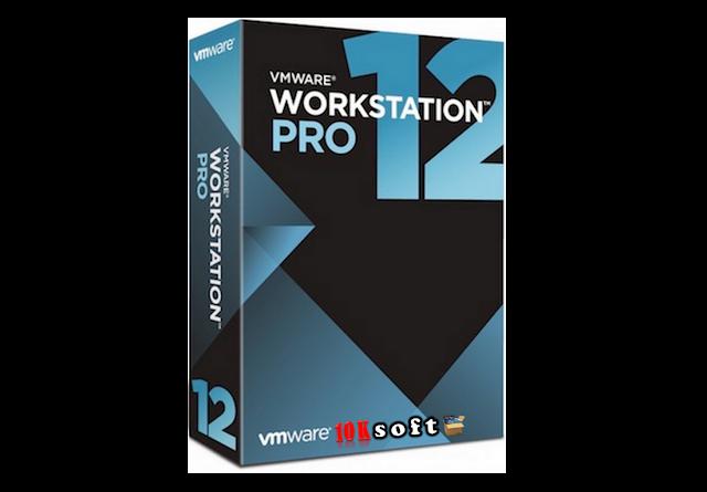 VMware Workstation Pro 12.5.0 Build 4352439 Logo-box