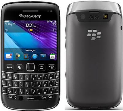 BlackBerry Bellagio 9790