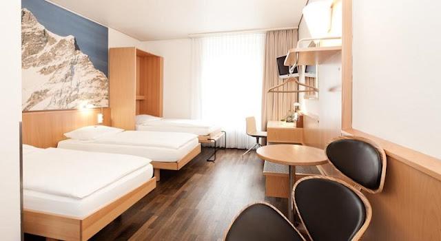 Basilea Swiss Quality Hotel em Zurique