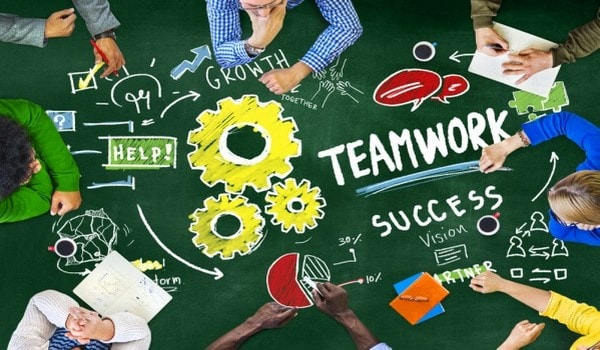 Teamwork and Productivity
