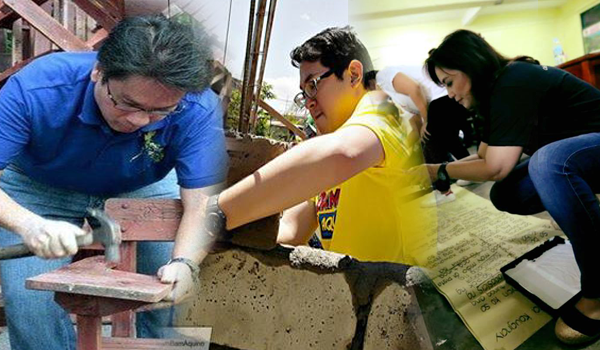 Netizens bash Bam, Mar, Leni for being 'Hypocrite'