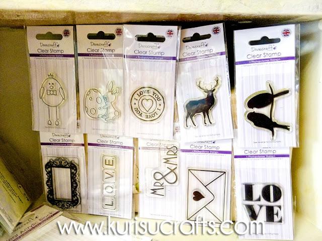 Sellos en Kurisu Crafts