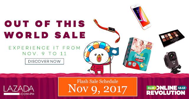 lazada flash sale schedule
