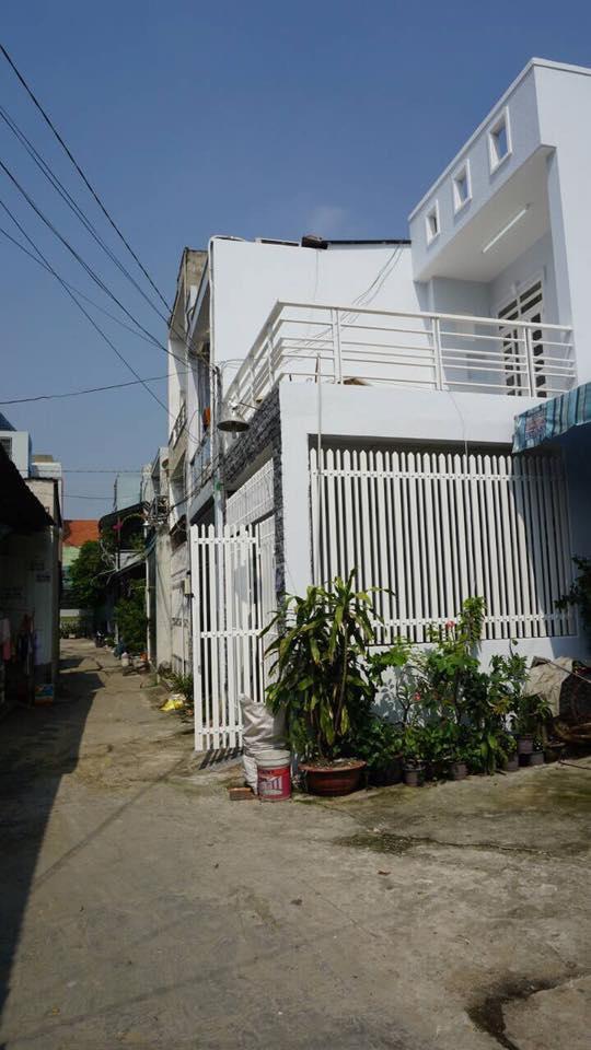 Bán nhà hẻm xe hơi Phan Huy Ích phường 12 quận Gò Vấp giá 2,8 tỷ