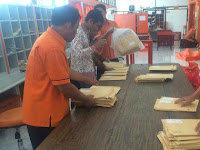 Bawaslu Sleman Amankan 6.000 Eksemplar Tabloid Indonesia Berokah