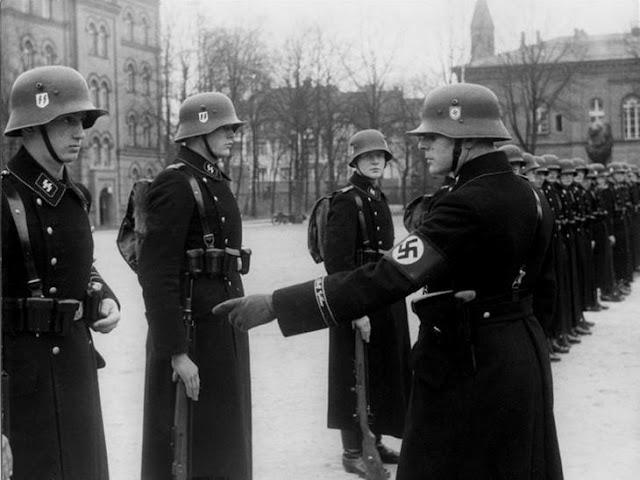 A Hugo Boss criou os uniformes nazistas?
