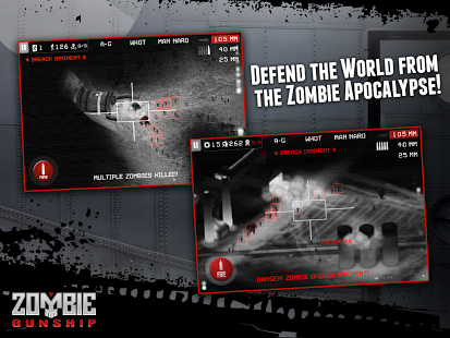 Zombie Gunship Android APK download