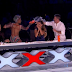 Video: Former Spice Girls Star, Mel B, Throws A Cup Of Water At Simon Cowell During America's Got Talent Contest For Making Jest Of Her Wedding Night, Terms It - 'Not Much Delivery'
