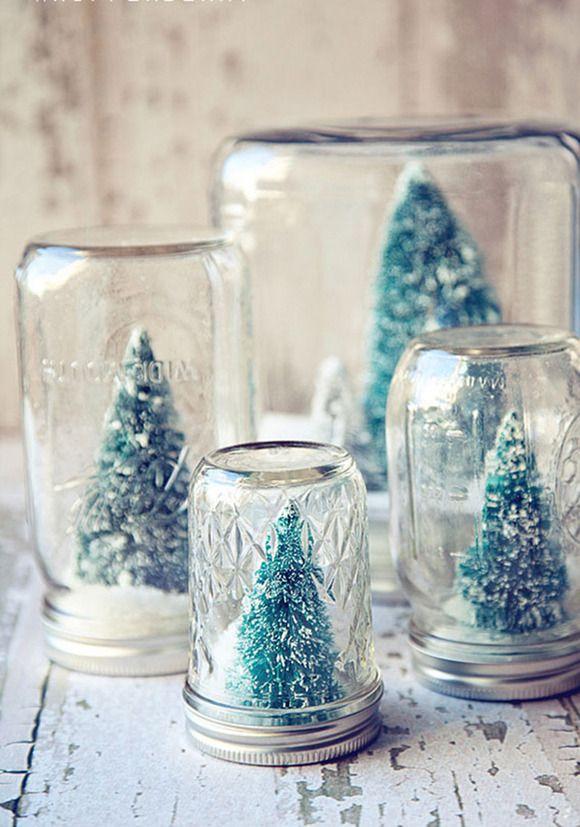 Icono Interiorismo Bolas De Nieve Para Decorar En Navidad