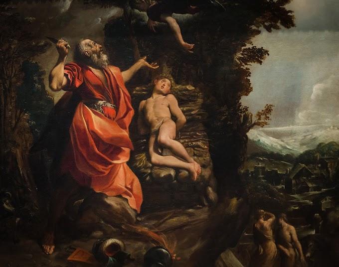 Abramo e l'educazione divina di André Wénin
