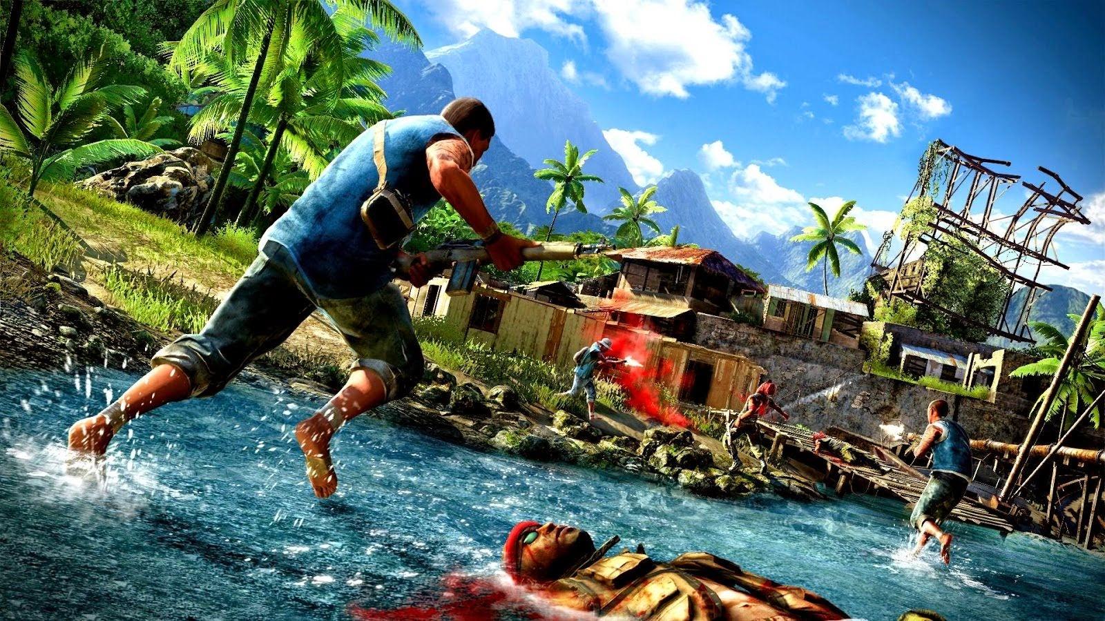 Far Cry 4 Wallpaper HD