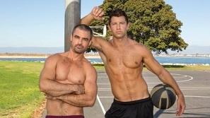 Shaw & Daniel (Bareback)