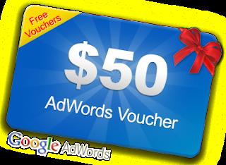 Voucher của quảng cáo Google Adwords