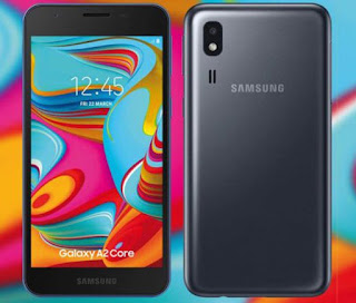2 Cara Reset Samsung Galaxy A2 Core