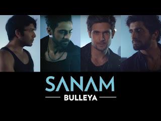 Bulleya Lyrics |  Sanam Puri | Ae DIl Hai Mushkil