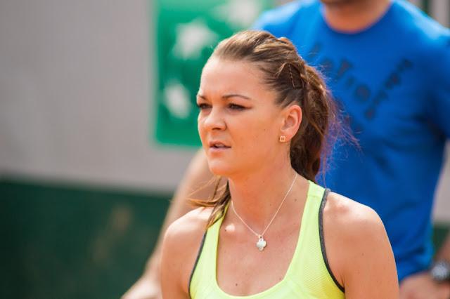 Agnieszka Radvanska tennis roland-garros